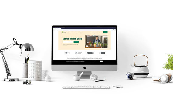 shopify themes and design