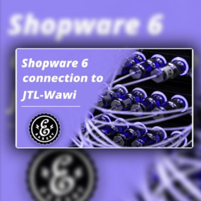 shopware 6 connection to wawi